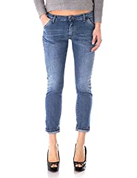 PLEASE - P85 t78 femme jeans pantalon slim