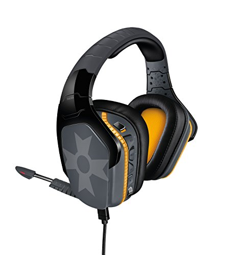 Logitech 981 - 000644 G633 Artemis Spectrum Pro Gaming Headset (Battlefield Edition) Nero/Grigio/Giallo