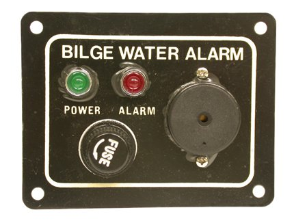 Boat Bilge Pump Alarm Panel Test