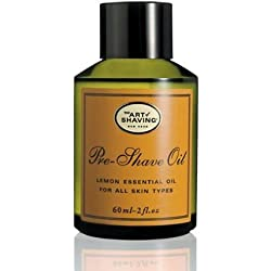 Aceite para antes de afeitar The Art Of Shaving con Limón - 2 Fl. Oz.