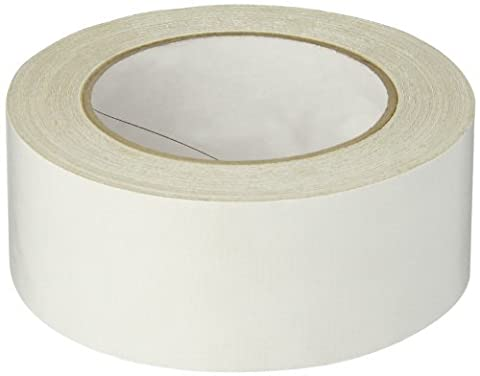 Polyken 105C Multi-Purpose Double-Sided Cloth Duct Tape, 18m Length x 48mm Width, Natural by Berry Plastics Corporation (English Manual)