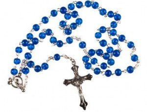 blue-rosary-beads-rosaries-silver-metal-crucifix-and-cross