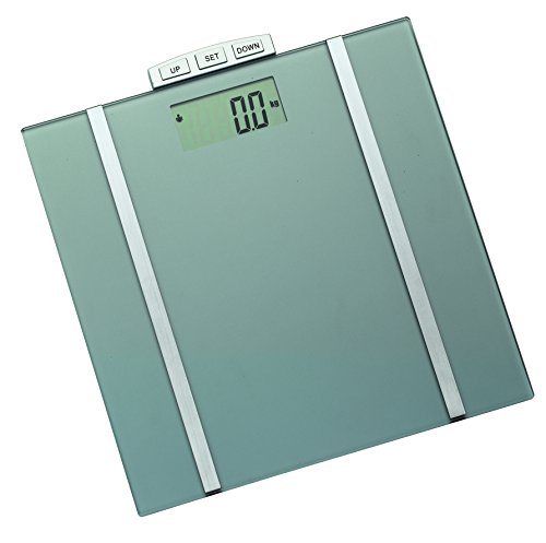 Weinberger Glas-Körperfettwaage, digital (44277)