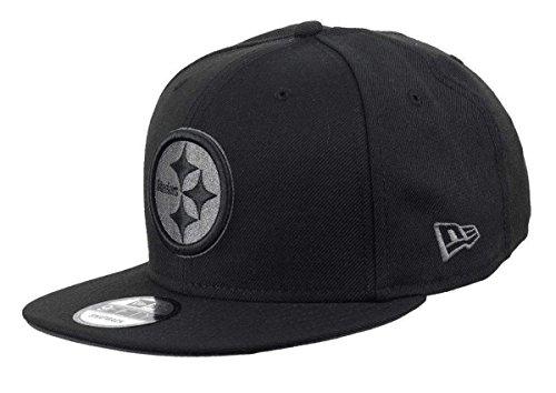 New Era 9Fifty Snapback Cap - Pittsburgh Steelers schwarz