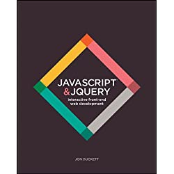 JavaScript and JQuery: Interactive Front-End Web Development.