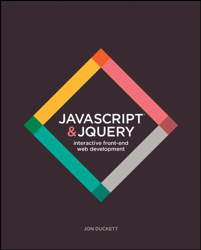 JavaScript and JQuery: Interactive Front-End Web Development por Jon Duckett