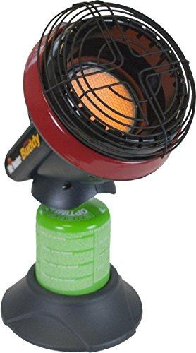 Mr. Heater Little Buddy Gasheizung inkl. Adapter für Gaskartuschen mit 7/16-Gewinde; - 3