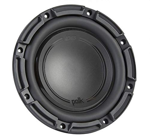 Polk Audio DB842SVC Subwoofer DB+ 20 cm 750 Watt 4 Ohm SVC Marine, ATV & Auto Subwoofer, 20 cm 750 Watt 4 Ohm Subwoofer
