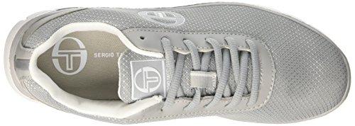 Sergio Tacchini Babel W-plus, chaussures de course homme Grigio (Ciment)