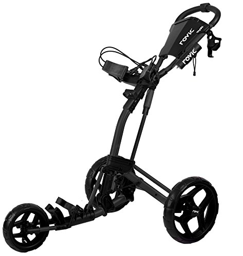 Rovic Unisex RV2L Trolley, Charcoal/Black, One Size