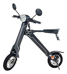 horwin k1 hammer foldable electric scooter black. Black Bedroom Furniture Sets. Home Design Ideas