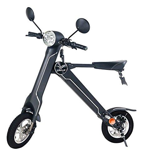 Hammer K1 Faltbarer E-Scooter mit Straßenzulassung