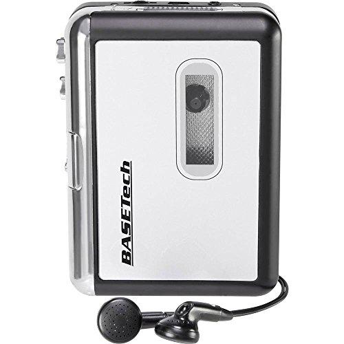 Basetech BT-USB-TAPE-100 Kassetten Digitalisierer Inkl. Kopfhörer