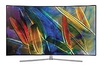 SAMSUNG Qe65Q7Cam 65 Inch Qled Curvo Tv Televisore