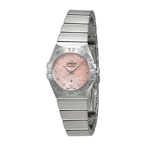 Montre Femme OMEGA Mod. Constellation - 1376 Quartz Movement DSP