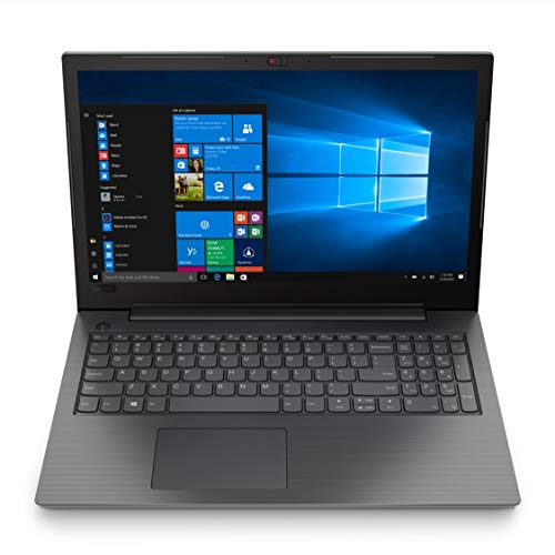 Lenovo V130 Intel Core i5 8th Gen 15-inch Full HD Thin and Light Laptop (4GB RAM/ 1TB HDD/ DOS/ with DVD Writer/ Grey/ 1.80 kg), 81HNA02RIH