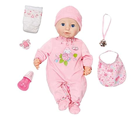 Zapf 4001167794401 Puppe, mehrfarbig