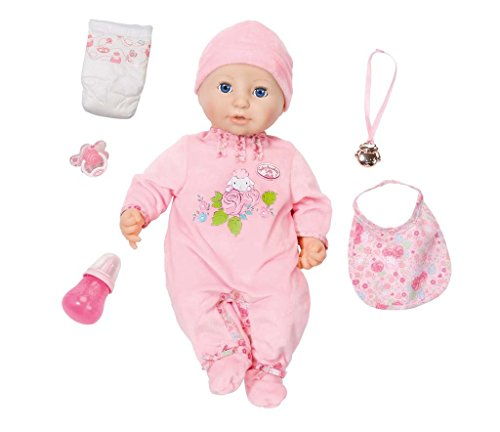 Zapf Creation 794401 - Baby Annabell Puppe