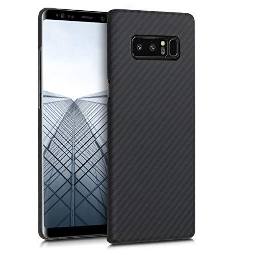 kalibri Samsung Galaxy Note 8 DUOS Hülle - Aramid Handy Schutzhülle - Cover Case Handyhülle für Samsung Galaxy Note 8 DUOS