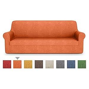 PETTI Artigiani Italiani – Sofabezüge, Sofabezug, Sofabezug, elastisch, Sofabezug, Sofabezug und Sesselbezug, 100 % Made…