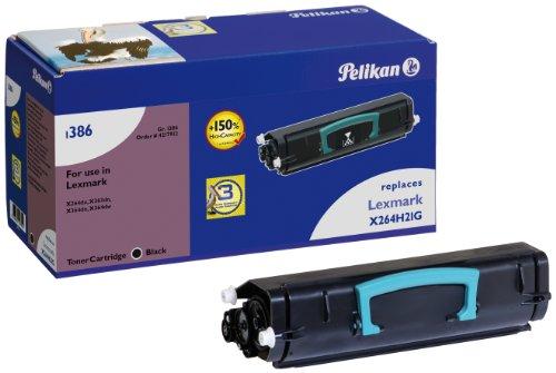 Preisvergleich Produktbild Pelikan Toner-Modul 1386 ersetzt Lexmark X264H11G, Schwarz, 9000 Seiten