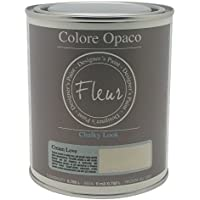 Fleur Paint 13402 - Pintura mineral (base agua, 750 ml) color cream love