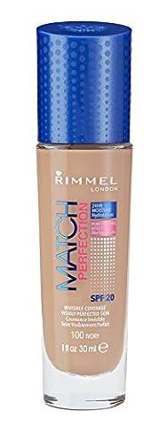 Rimmel Match Perfection Foundation - Ivory