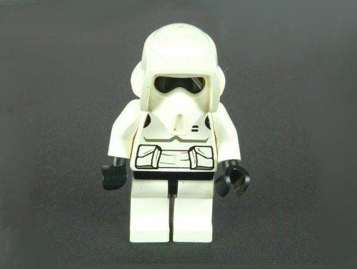 LEGO Star Wars - Minifigur Scout Trooper mit gelbem Kopf und Visier-Aufdruck