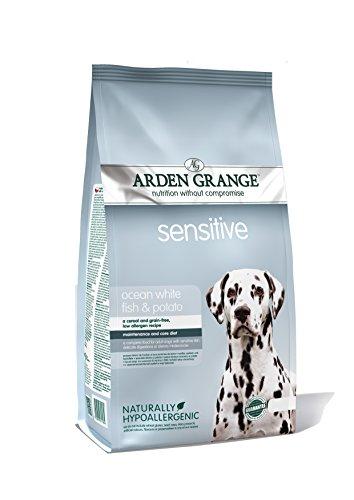Arden Grange Dog Food Adult Sensitive 12 Kg
