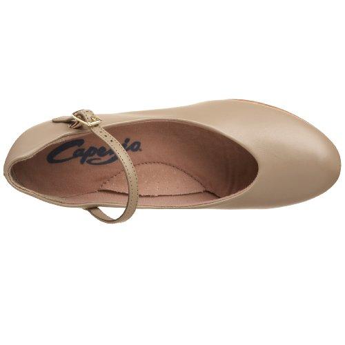Chaussures de caractère Capezio 550 Junior Footlight Tan