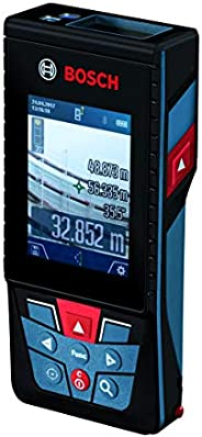 Bosch GLM 150C PVC Laser Distance Meter with Inbuilt Camera (Blue)