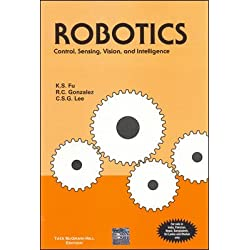 Robotics Control Sensing Vision And Intelligence