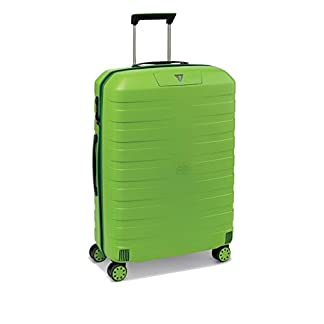 Trolley Grande 78 Cm Spinner 4 Ruote | Roncato Box 2.0 | 5541-Verde
