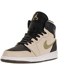 Nike Air Jordan 1 Ret Hi Prem Hc Gg, Zapatillas de Baloncesto Niñas