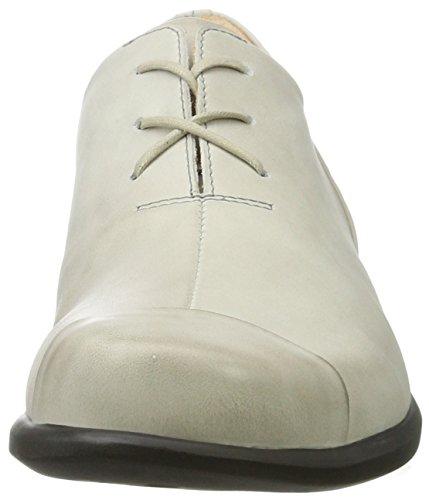 Think! Pensa, Chaussures à Lacets Femme Grau (elefant 16)