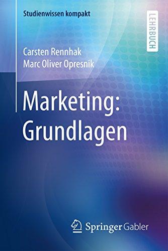 Marketing: Grundlagen (Studienwissen kompakt)