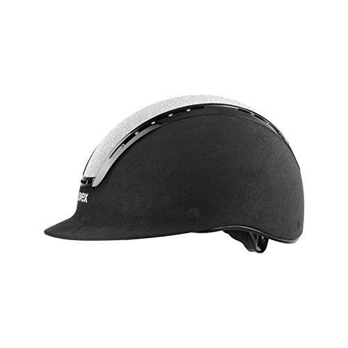 Preisvergleich Produktbild Uvex suxxed Glamour Helm,  Unisex Erwachsene,  Unisex – Erwachsene,  Suxxed Glamour,  silber