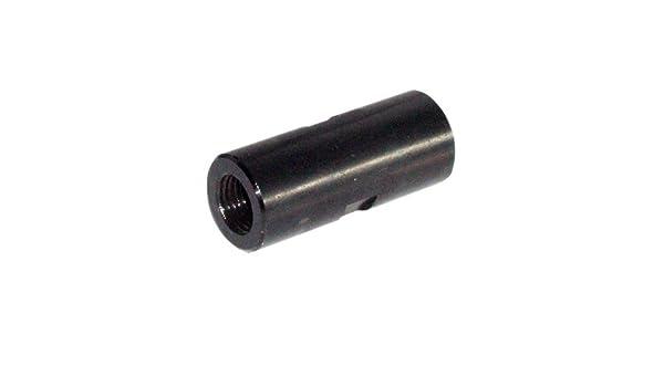 von HF auf M14-Gew schwarz Collomix Kombi-Adapter Umr/üst