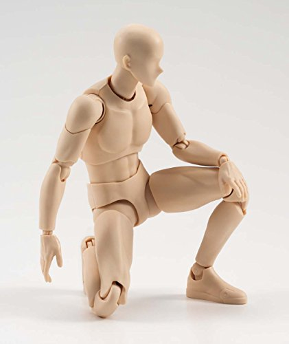 Image of SH Figuarts Man Pale Orange Action Figure Set by Bandai
