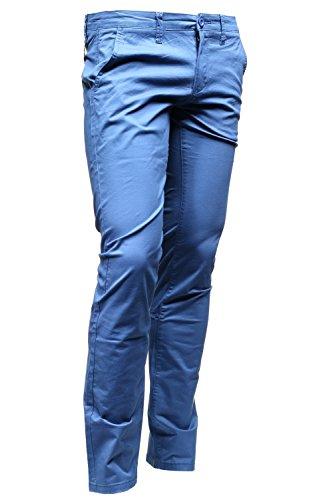 Original ado - Chino A1625 E16 4 Bleu Bleu