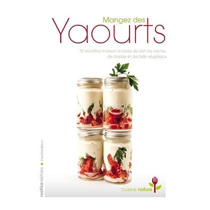 Mangez des yaourts