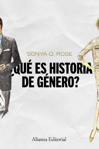 ¿Qué es historia de género? (Alianza Ensayo)