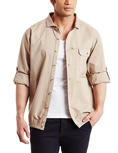 Wildcraft Men's Synthetic Jacket