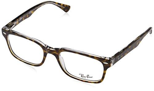 Ray-Ban Damen Brillengestell 0rx 5286 5082 51, Braun (Havana)