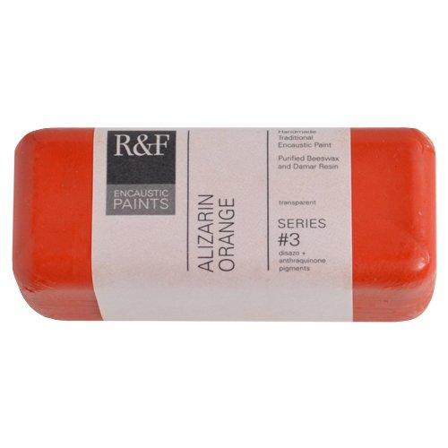 R & F Encaustic 104Ml alizarina Arancione