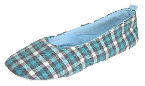 Coolers , Chaussons pour femme Bleu