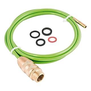 Sanitop-Wingenroth 25454 0 Abflussreiniger Power clean mit Wasserdruck, 2000 mm
