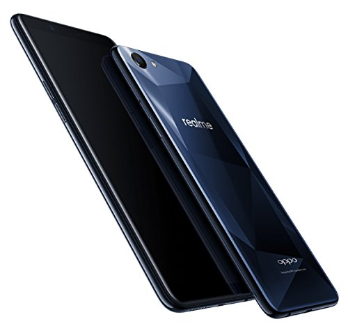 RealMe 1 (Black, 6GB RAM, 128GB Storage)
