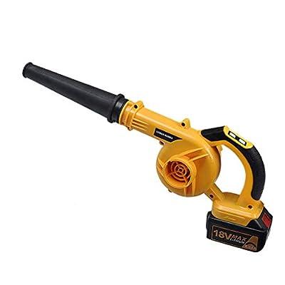 Blowers Gasbetriebener Blatt Gebläse-Mehr Zweck Gebläse/Kehrmaschine/Reiniger 2,5 M ³/Min, 16000Rpm Last Stromleistung, mit Zubehör