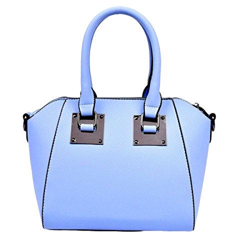 Art Und Weise Beiläufige Atmosphäre Einfache Wilde Handtaschen Schulterbeutel Kurierbeutelhandtasche Blue